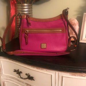 Pink Dooney &Bourke purse